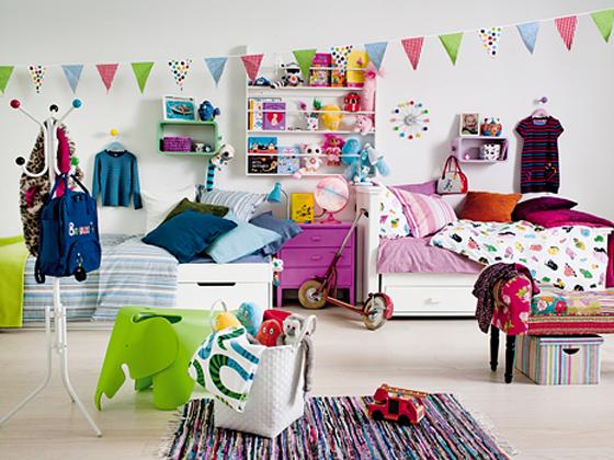 Inreda barnrum och sÃ¥…   Deermountain Design