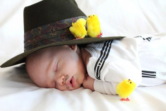 Morfars hatt